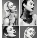 Olga Kurylenko - 7000 Magazine Pictorial [France] (March 2019) - 454 x 659
