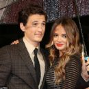 Miles Teller and Keleigh Sperry - 454 x 337