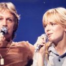 France Gall and Claude François - 400 x 256