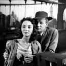 Jennifer Jones and Joseph Cotten