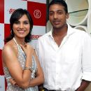 Lara Dutta And Mahesh Bhupathi - 370 x 441
