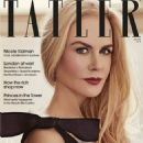 Nicole Kidman - Tatler Magazine Cover [United Kingdom] (19 June 2018)