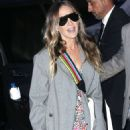 Sarah Jessica Parker – Visits 'Good Morning America' in New York - 454 x 596