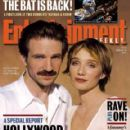 Ralph Fiennes - Entertainment Weekly Magazine [United States] (14 March 1997)