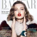 Harper's Bazaar Korea December 2014