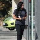 Ariel Winter is spotted heading over to a Salon in Malibu Saturday, October 15, 20161 - 454 x 583