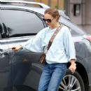 Natalie Portman out in Beverly Hills