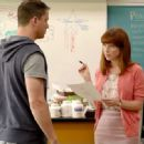 Channing Tatum and Ellie Kemper