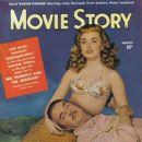 Ann Blyth - Movie Story Magazine [United States] (August 1948)