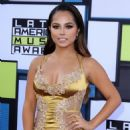 Becky G- 2016 Latin American Music Awards- Red Carpet - 454 x 675