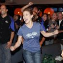 Alyssa Milano - 5th Annual State Farm Dodgers Dream Foundation Bowling Extravaganza At Lucky Strike Lanes On July 23, 2009 In Los Angeles, California