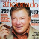 William Shatner - Cigar Aficionado Magazine [United States] (October 2006)