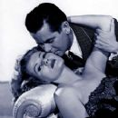 Rita Hayworth and Glenn Ford