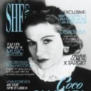 Coco Chanel - She Magazine Cover [Canada] (March 2013)