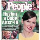 Geena Davis - People Magazine Cover [United States] (April 2002)