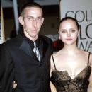 Christina Ricci and Matthew Frauman - 401 x 612
