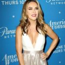 Chrishell Stause – Photocall for American Woman Premiere Party In Los Angeles - 454 x 653