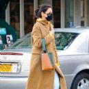 Katie Holmes – Spotted while out in SoHo