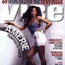 Amerie - Vibe Magazine [United States] (August 2005)