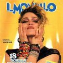 Madonna - Il Monello Magazine [Italy] (February 1985)