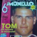 Tom Cruise - Il Monello Magazine [Italy] (1989)