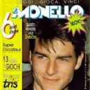 Tom Cruise - Il Monello Magazine [Italy] (17 March 1989)