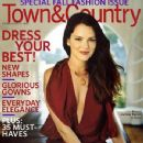 Jacinda Barrett - Town & Country Magazine [United States] (September 2006)