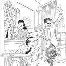 Harold Lang dancing - 353 x 500