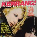 Nancy Wilson, Ann Wilson - Kerrang Magazine Cover [United Kingdom] (27 February 1988)