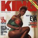 Eva Pigford - King Magazine [United States] (June 2005)