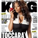 Toccara Jones - King Magazine [United States] (May 2008)