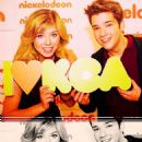 Rumored couple Nathan Kress and Jennette McCurdy hosted the Australian's Kids Choice Award 2011 (September 8)