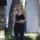 Emma Roberts – Out in Beverly Hills 10/17/ 2016 - 454 x 681
