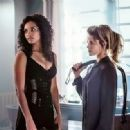 Erin Richards and Jessica Lucas