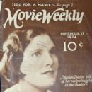 Leatrice Joy - Movie Weekly Magazine [United Kingdom] (13 September 1924)