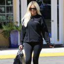 Khloe Kardashian – Hits up the dentist in Los Angeles