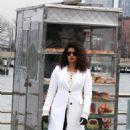 Priyanka Chopra – Filming 'Quantico' set in New York - 454 x 709