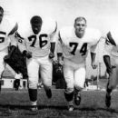 Lamar Lundy, Rosie Gier, Merlin Olson & Deacon Jones-----Fearsome Foursome  1969 - 375 x 250