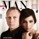 Daniel Craig, Bérénice Marlohe - The Man Magazine Cover [India] (November 2012)