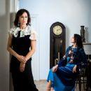Olga Kabo and singer Nina Shatskaya - 450 x 643