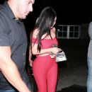 Kylie Jenner – Heads to the Nice Guy in West Hollywood