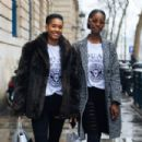 Paris Fashion Week Street Style - 454 x 303