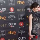 Emily Mortimer – 2018 Goya Awards in Madrid – Spain - 454 x 302