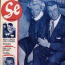 Marilyn Monroe - Se Magazine [Sweden] (1954)