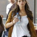 Ashley Greene looking sexy out and about in Los Angeles - March 29 2010