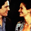 Hugh Grant and Julia Roberts in Universal's Notting Hill - 1999