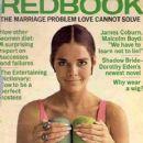 Ali MacGraw - Redbook Magazine Cover [United States] (October 1967)