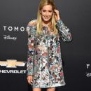 Ashley Tisdale: attends the world premiere of Disney's