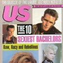 Richard Grieco - US Magazine [United States] (21 March 1991)