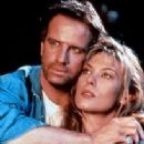 Christopher Lambert and Deborah Unger